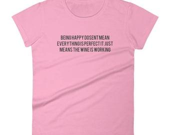 Funny Wine Shirt - Wine Shirt - Funny Wine Shirts - Funny Shirts - Wine Shirt Ladies - Disney Wine Shirt - Funny Shirt - Wine - Shirts