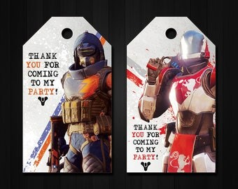 Destiny 2 gift tags