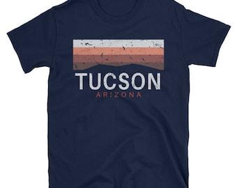 Tucson Arizona T Shirt Vintage AZ