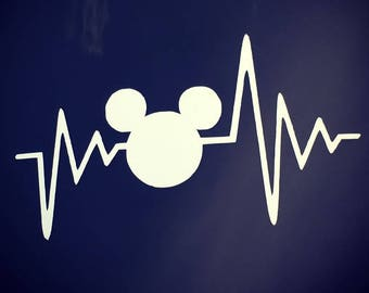 Mickey Heartbeat