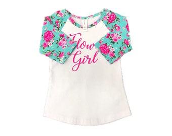 Flower Girl Baseball Raglan, Petal Patrol, Custom Flower Girl Shirt, Bridal Party Shirt, Bridesmaid Gift, Bridal Gift, Wedding
