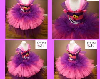 Cheshire Cat Tutu Etsy