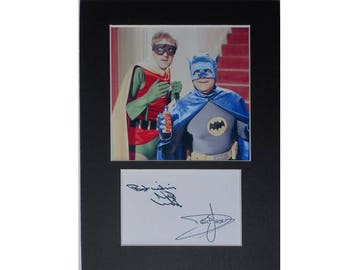 Only Fools and Horses OFAH Del & Rodney signed autograph 8x6 inch mounted photo print display