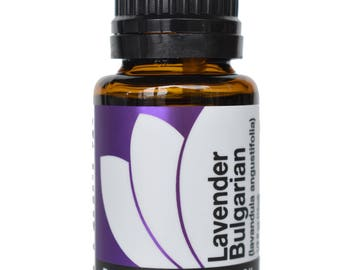 Organic Lavender Essential Oil 5ml, 15ml, or Buy Both & Save!