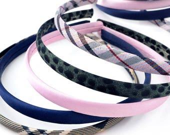 Set of 5 headband for kids - set B