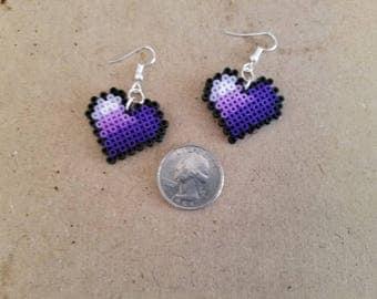 Handmade Heart Earrings