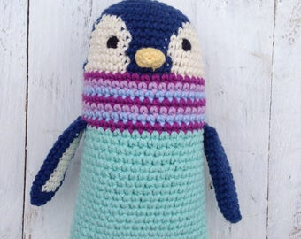 Amigurumi Penguin  // Crochet Toy