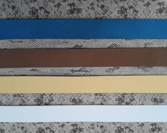 29 mm high quality European leather strap