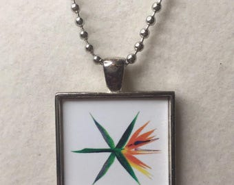 "EXO ""The War"" Korean Version Necklace"