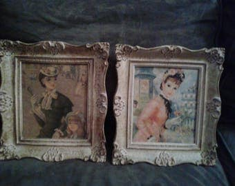 Set of two vintage pictures - possibly Turner Wall Art