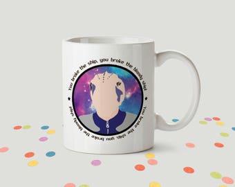 Galaxy Quest Ceramic Mug