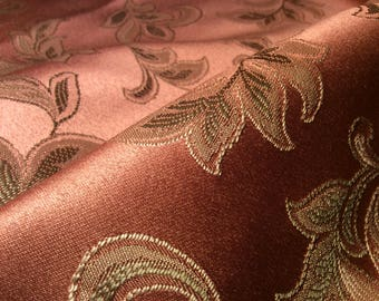 Jacquard - dusky pink, Cirrus, woven decoration fabric