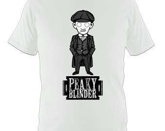 Peaky Blinder T-shirt - Original design inspired by Peaky Blinders.