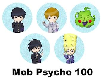 Mob Psycho 100 Pin