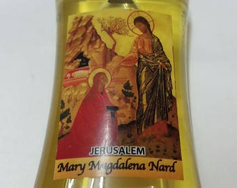 Mary Magdalena 100% Nard Anointing Oil from Jerusalem the Holy Land