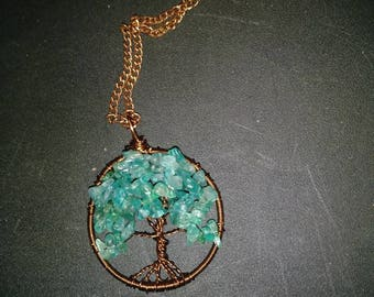 Handmade Appetite & Copper Tree of Life