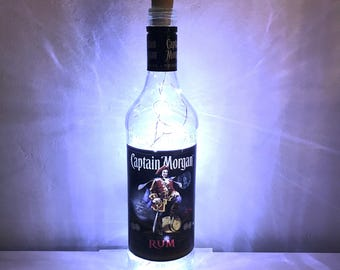 Captain Morgan Rum Fairy Lights in a Bottle