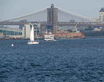 New York Boating Photo