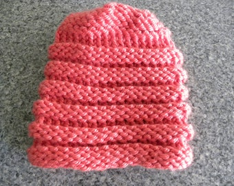 Loom Knit Hat