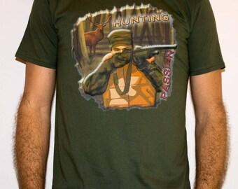 Hunting Passion / HNT 1 - Hunting Man T-shirt