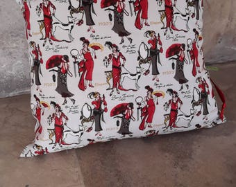 Packed Cushion cover