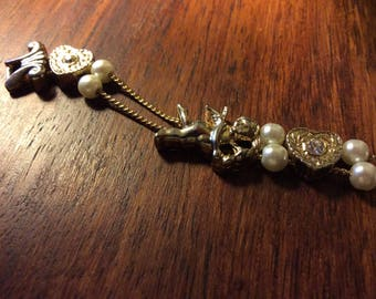 Beautiful charm bracelet for a young teenager