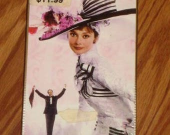 My Fair Lady VHS Movie CBS Paramount Film Audrey Hepburn *New Sealed*