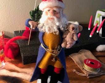 Custom Santa