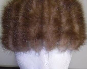 Vintage Womens Fur hat