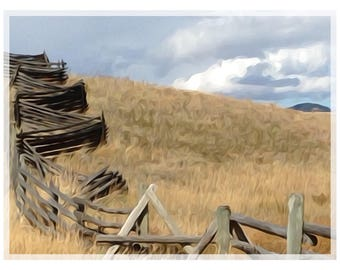 Old Fences
