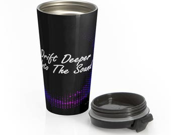 As The Rush Comes - Stainless Steel Travel Mug