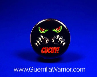 El Cucuy! (1.25 inch pin-back button)