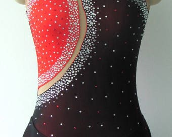 Made to Fit Figure Skating Dress