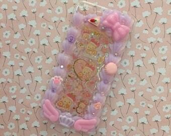 iPhone 7/7s Plus - Sweets Korilakkuma Case