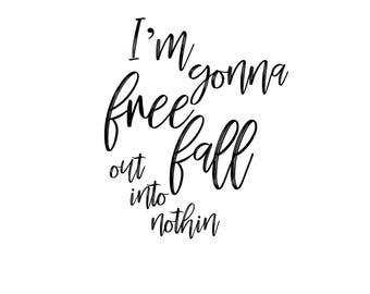 Free Fallin - Tom Petty