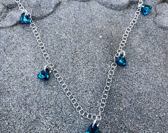 Swarovski Bermuda Necklace