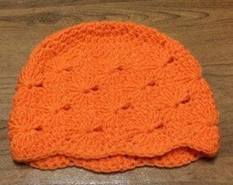 Girl's Baby Hat