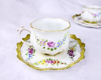 Flower Garden Tea cup&saucer set