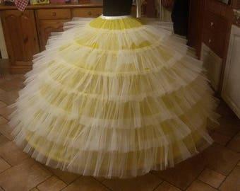Crinolines Dress
