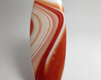 Fused Glass Surfboard 2