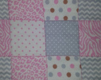 Baby doll quilt set