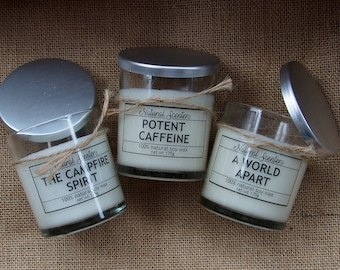 A World Apart Handcraft Soy Wax Scented Candle
