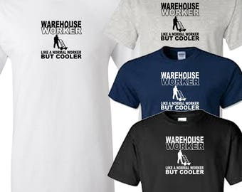 warehouse worker t shirt