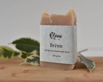 All Natural Handmade Unscented Soap