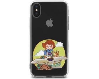 iPhone X case the wind rises iPhone 10 case anime lover gift iPhone 8 plus case Studio Ghibli iPhone7 plus case anime gifts iPhone 7 case