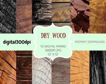 Wood Digital paper, Wood textures, Backgrounds, Wood Paper, Wood clipart, Wood Background, Wood Scrapbook, Wood Backdrop, Wood Image,Rustic