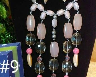 2 Pcs. Necklace Set #9