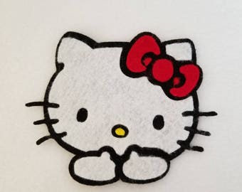 Hello kitty catnip toy