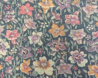Liberty vintage cotton voile