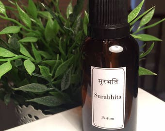 how to make vanilla perfume with essential oils